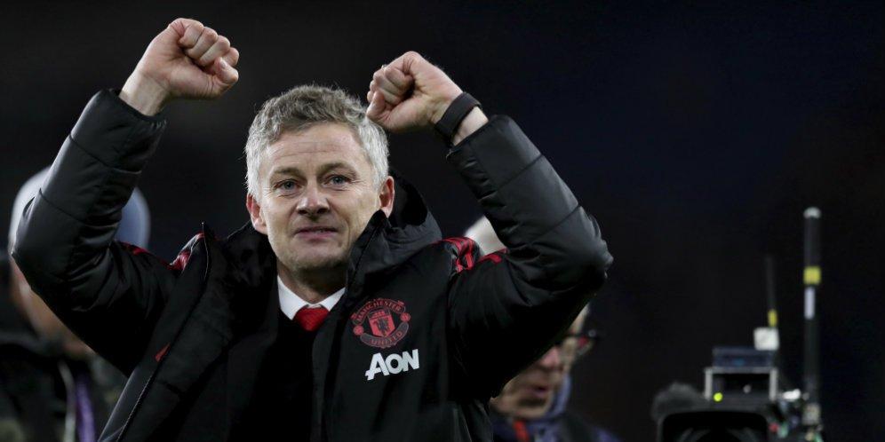 Solskjaer Puji Mental Baja Manchester United